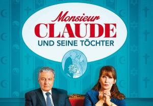 Monsieur Claude und seine Töchter - Poster