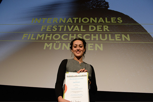 Prix Interculturel 2012 - Parvaneh 1
