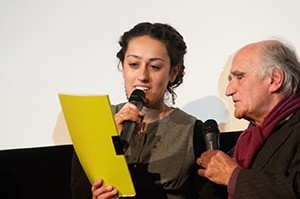 Prix Interculturel 2012 - Parvaneh 2