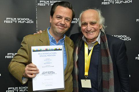 Prof. Salvador Carrasco, Prof. Eckart Bruchner