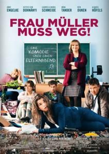 Frau Müller muss weg! - Poster