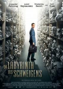 Im Labyrinth des Schweigens - Poster 1