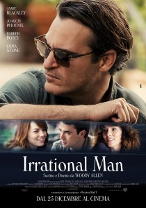 Irrational Man - Poster
