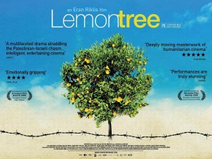 Lemon Tree - Poster