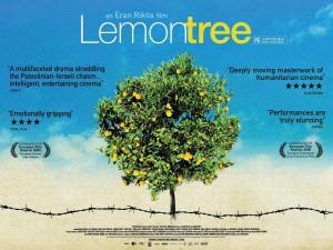 Lemon Tree - Poster