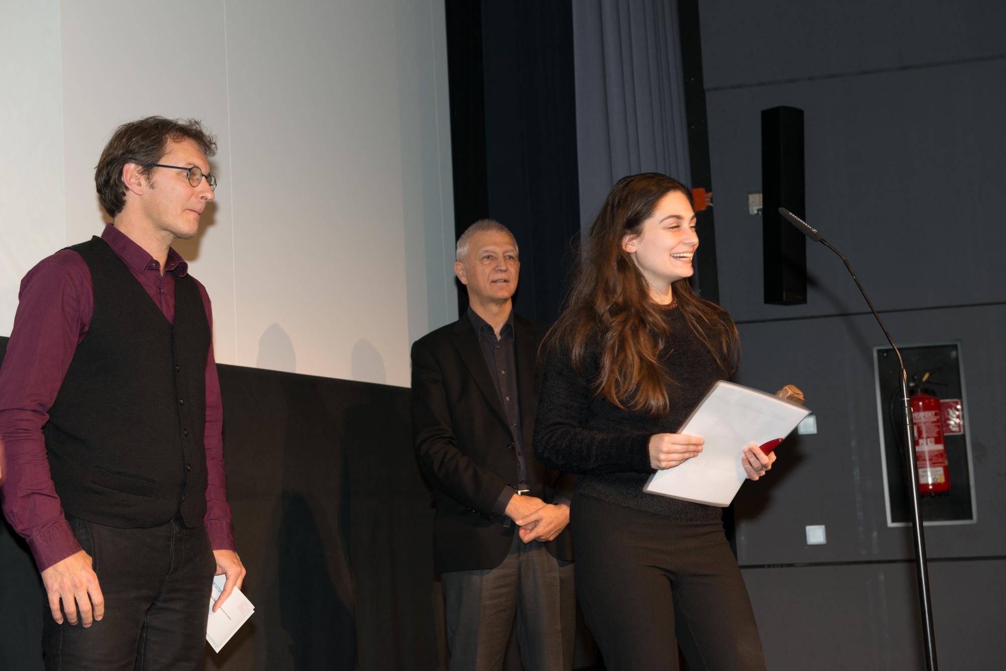 Internationales Festival der Filmhochschulen München 2018 - Preisverleihung 5