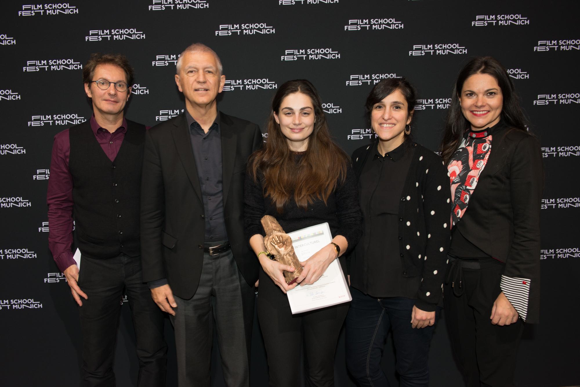 Internationales Festival der Filmhochschulen München 2018 - Preisverleihung 7