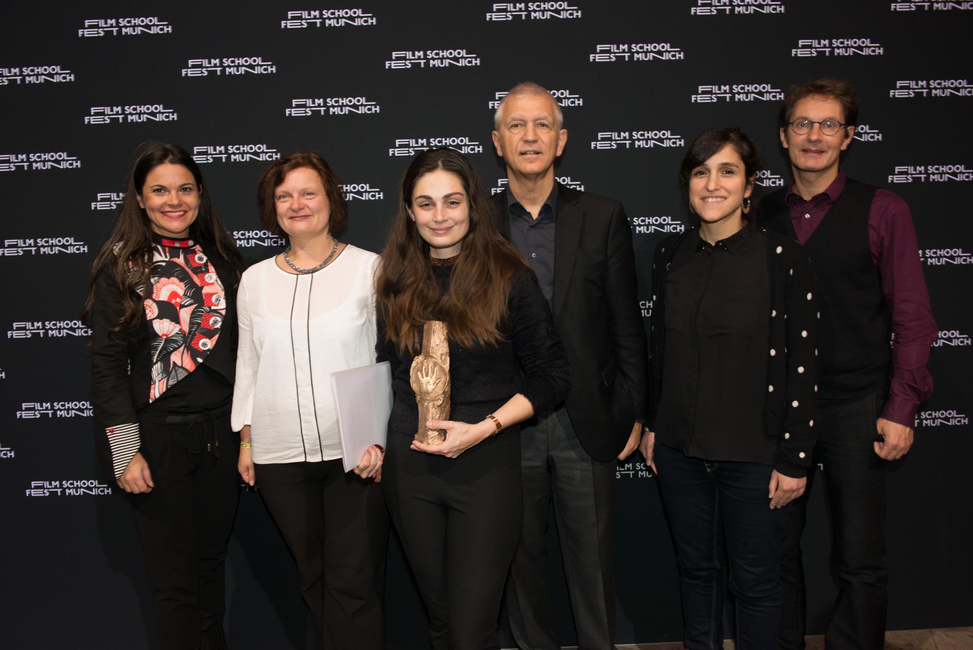 Internationales Festival der Filmhochschulen München 2018 - Preisverleihung 8